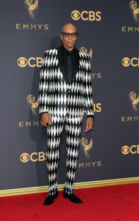 emmys-2017-red-carpet-rupaul
