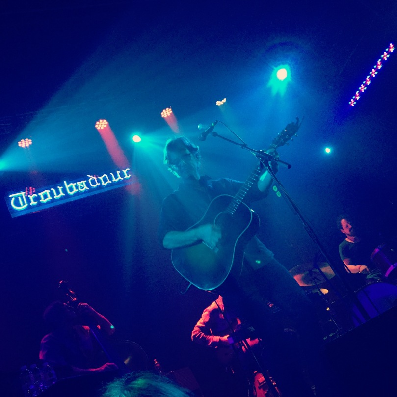 Dan Wilson at the Troubadour