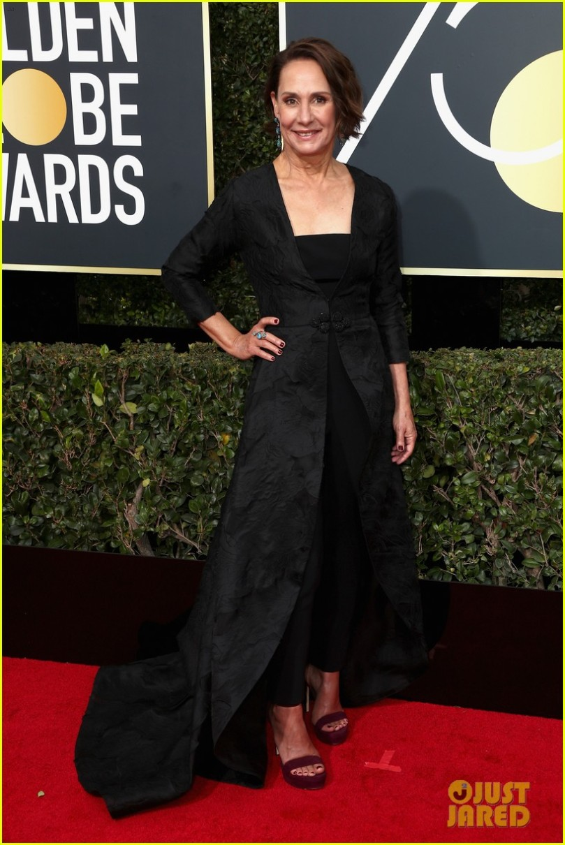 2018 golden globes laurie metcalf