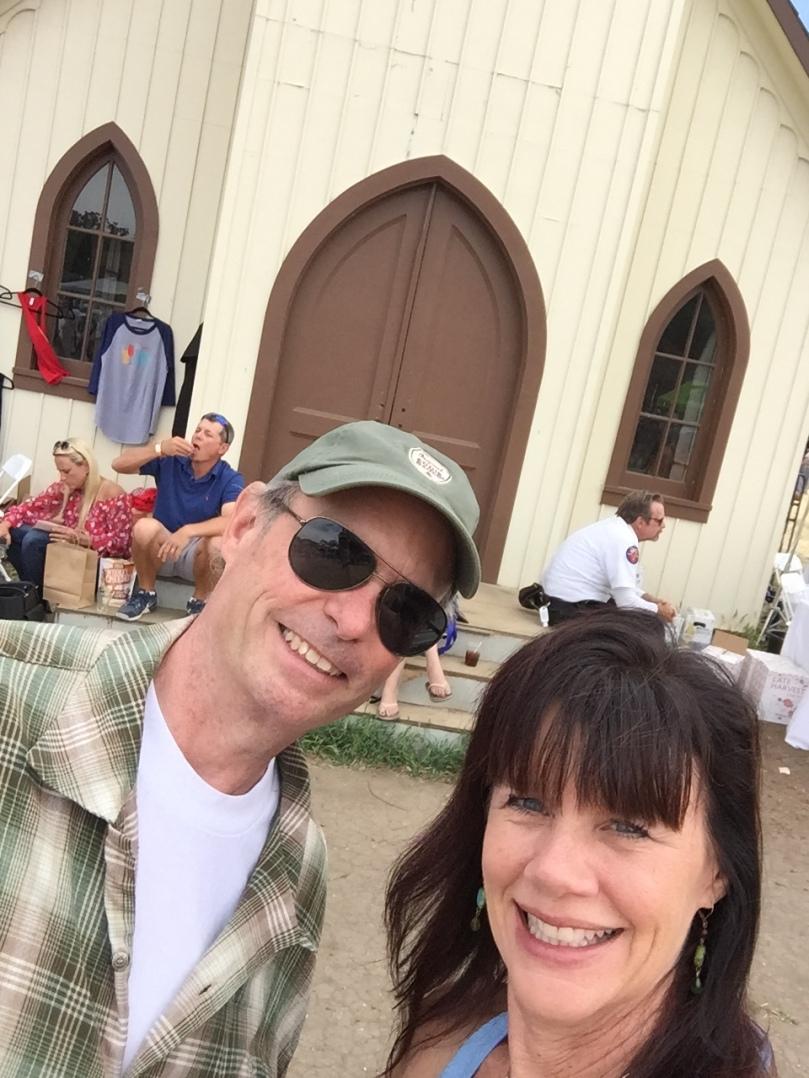 Westworld Church Paramount Ranch