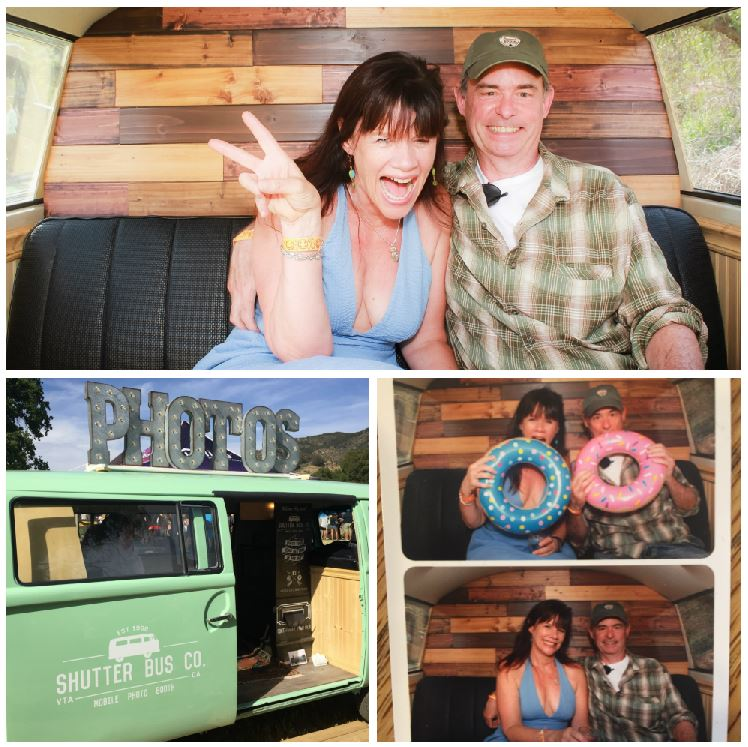 VW Bus Shutter Bus Co Photo Booth