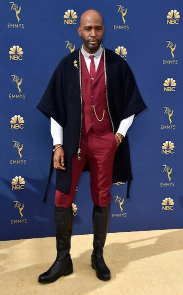 karamo-brown-2018-emmy-awards-red-carpet-fashion